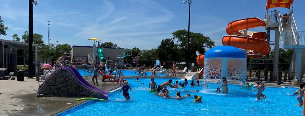 Wymore Pool